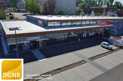 Supermarkt/Apotheke